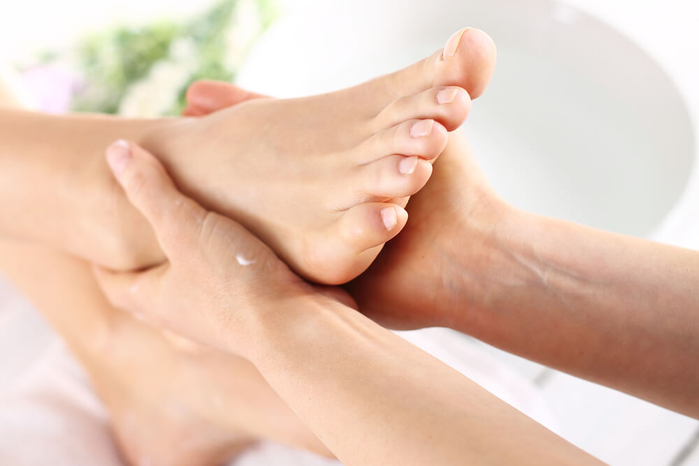 benefits of pedicure
